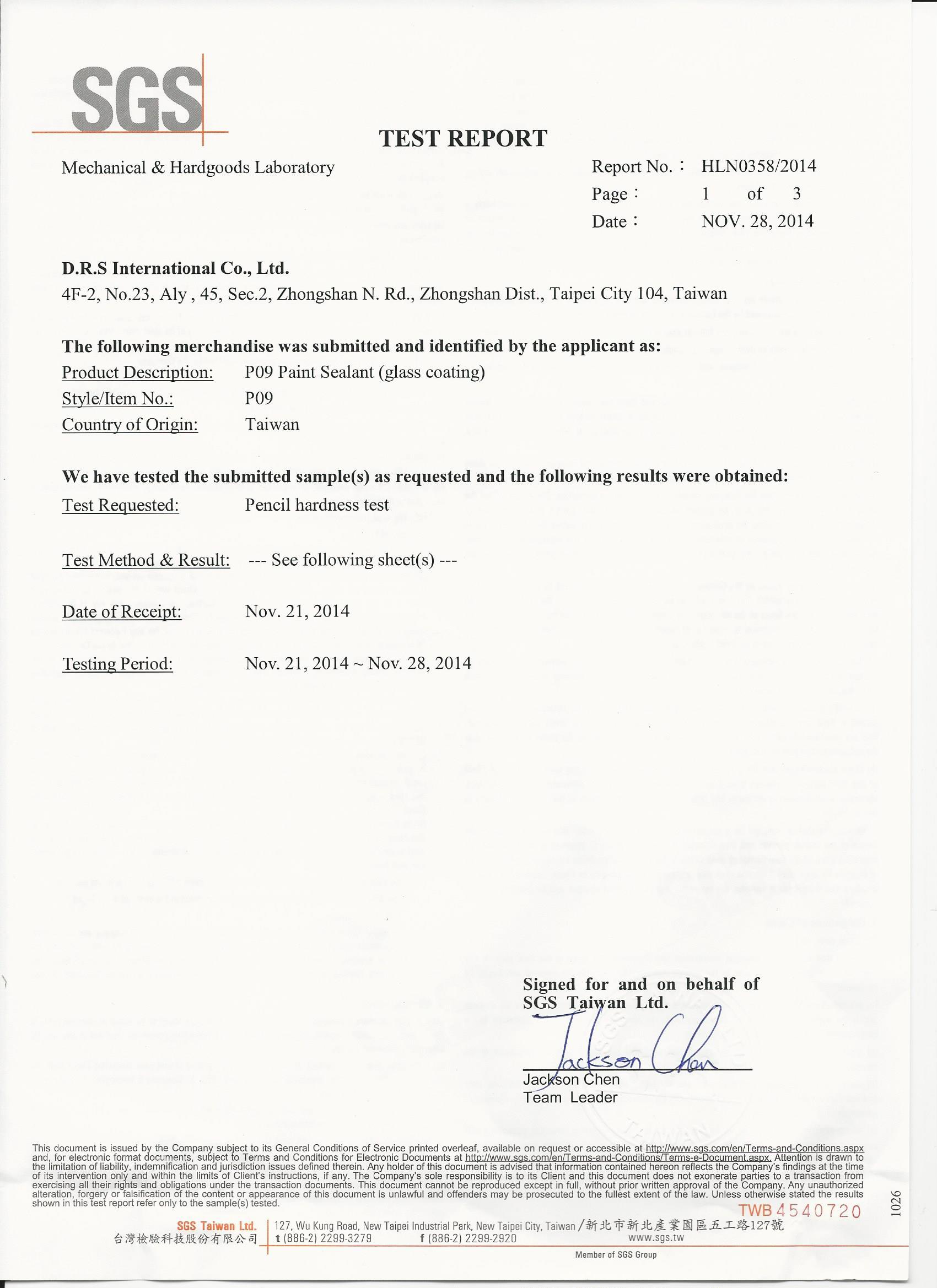 hardness testing lab report
